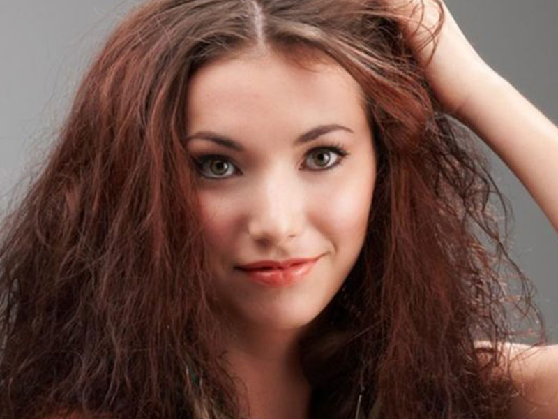 علل خشکی موی سر
